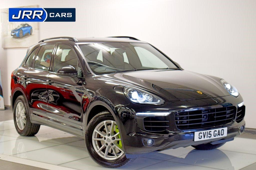 used Porsche Cayenne S E-HYBRID TIPTRONIC in preston-lancashire
