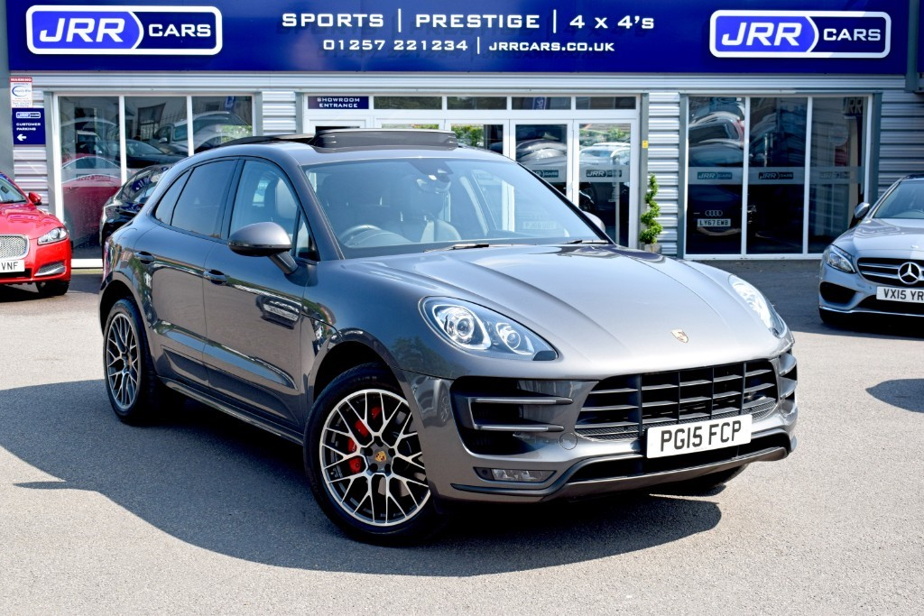 used Porsche Macan TURBO PDK USED in chorley-lancashire