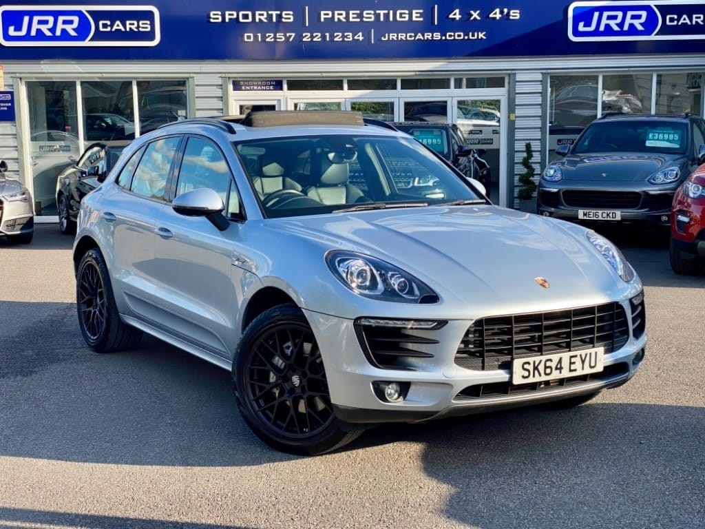 used Porsche Macan D S PDK USED in chorley-lancashire