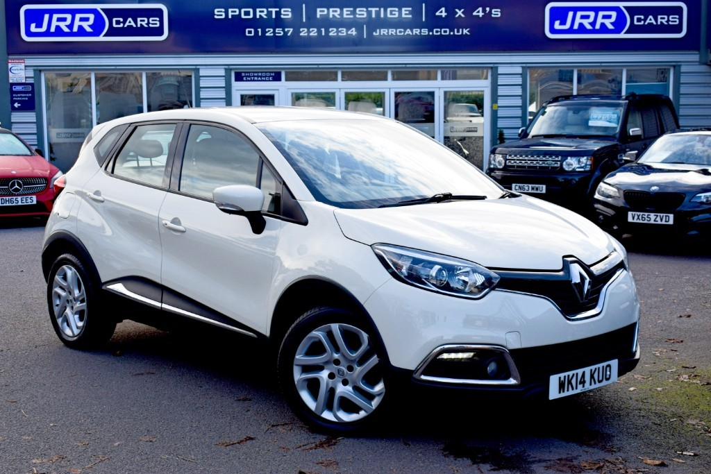 used Renault Captur USED DYNAMIQUE MEDIANAV ENERGY DCI S/S in preston-lancashire