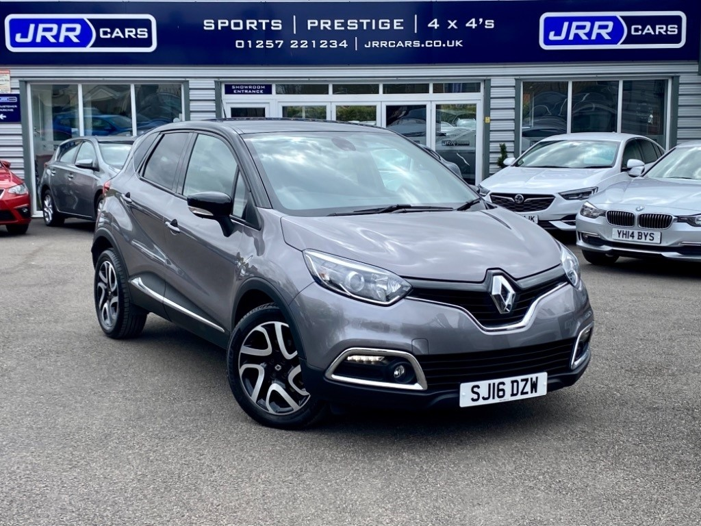 used Renault Captur DYNAMIQUE S NAV DCI USED in chorley-lancashire