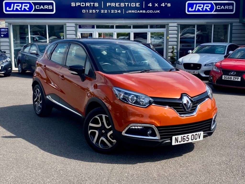 used Renault Captur DYNAMIQUE NAV DCI USED in chorley-lancashire