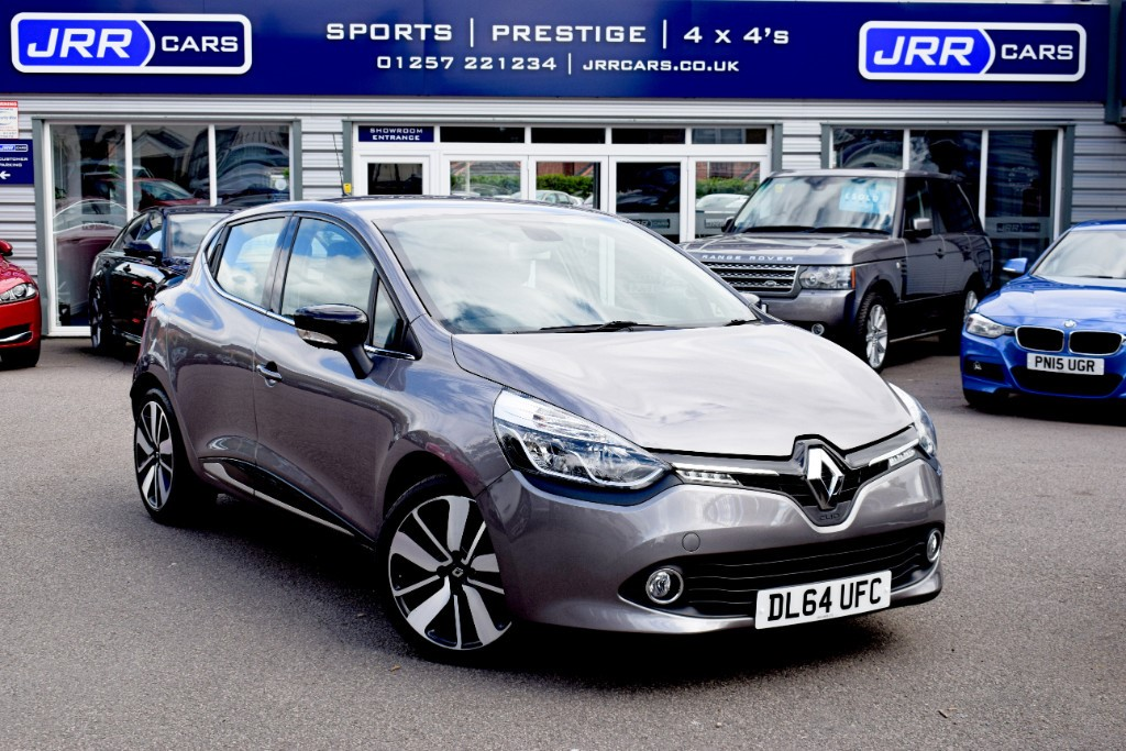 used Renault Clio DYNAMIQUE S MEDIANAV ENERGY DCI S/S in chorley-lancashire