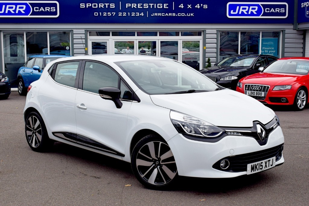 used Renault Clio DYNAMIQUE S MEDIANAV ENERGY TCE S/S in preston-lancashire