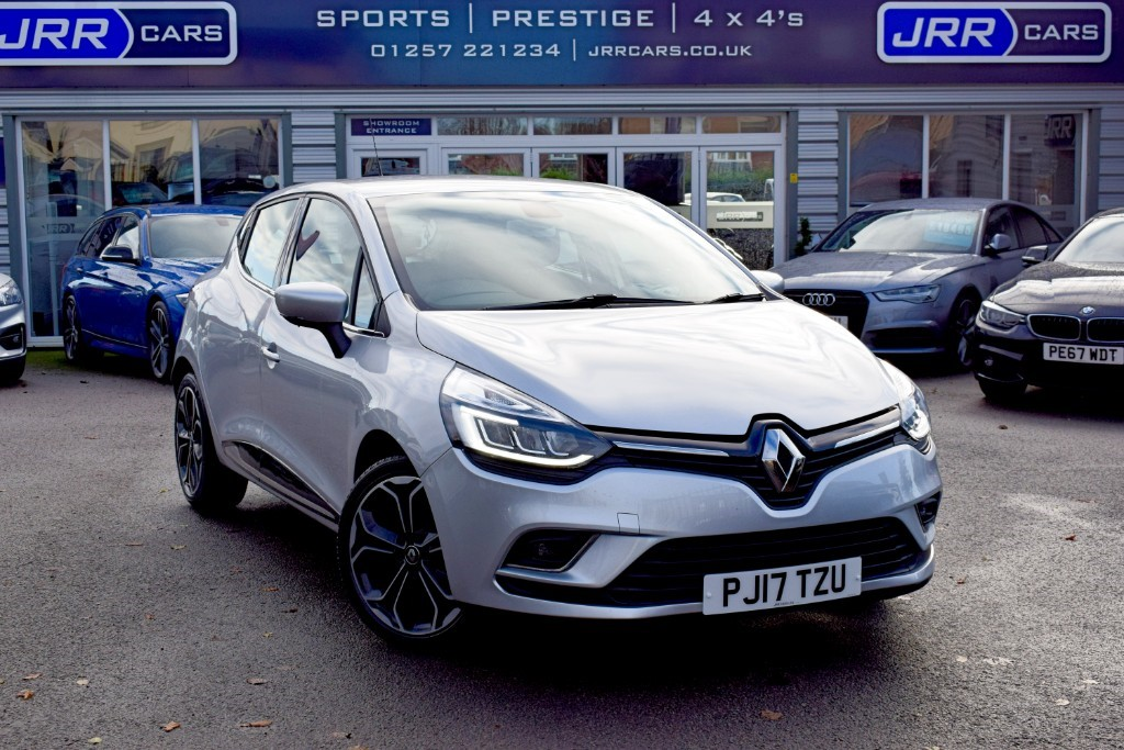 used Renault Clio DYNAMIQUE S NAV DCI USED in chorley-lancashire