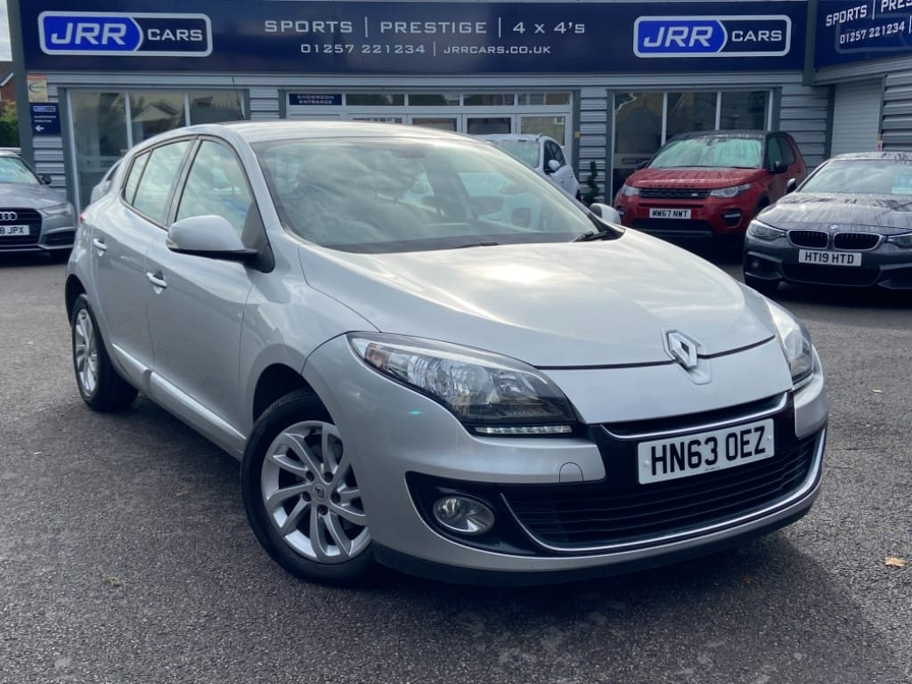 used Renault Megane DYNAMIQUE TOMTOM ENERGY DCI S/S USED in chorley-lancashire