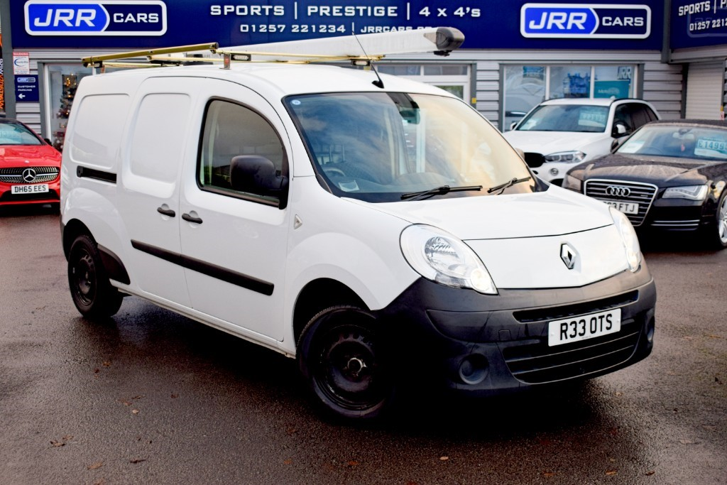used Renault Kangoo LL PLUS DCI in preston-lancashire