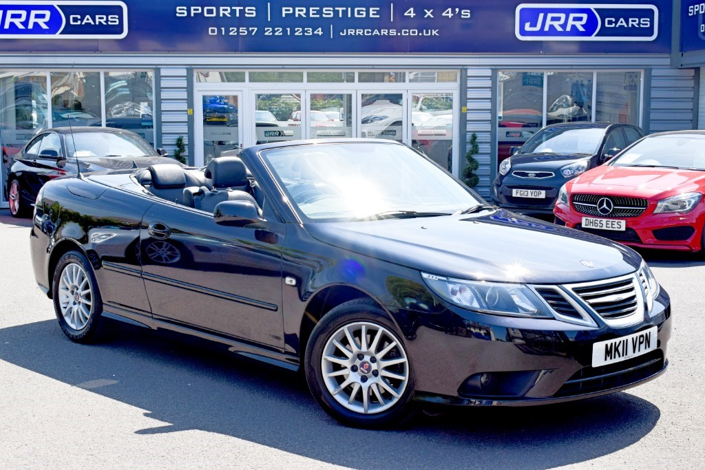 used Saab 9-3 LINEAR SE TID in preston-lancashire
