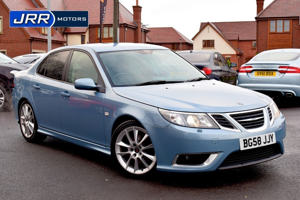 used Saab 9-3 AERO TTID in preston-lancashire