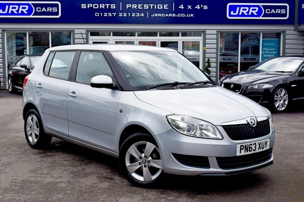 used Skoda Fabia SE 12V in preston-lancashire