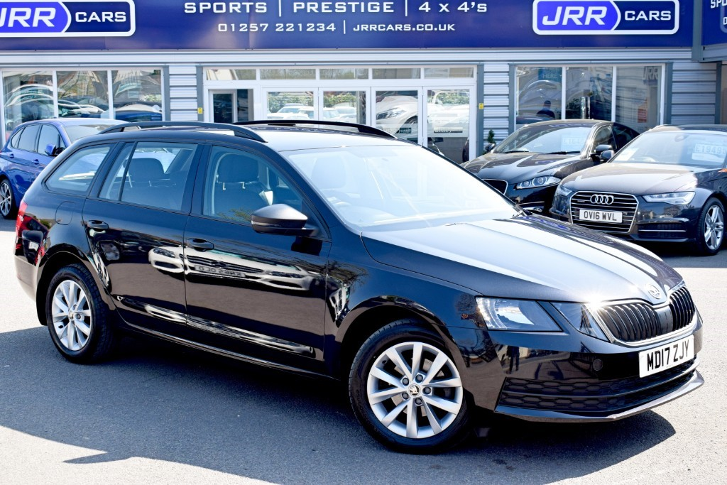 used Skoda Octavia S in preston-lancashire
