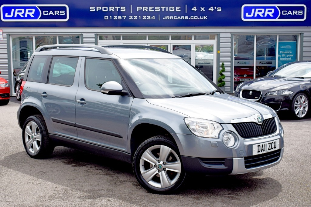 used Skoda Yeti SE TSI in preston-lancashire