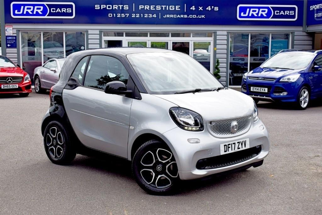 used Smart Car Fortwo Coupe PRIME PREMIUM T in preston-lancashire