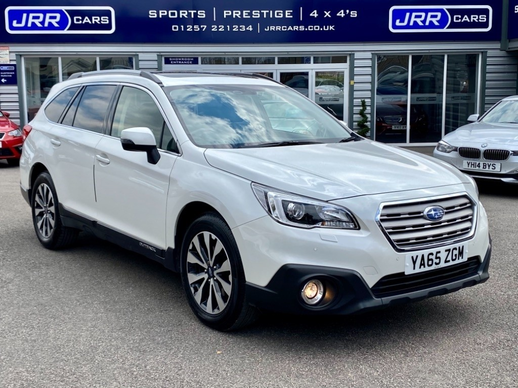 used Subaru Outback D SE PREMIUM USED in chorley-lancashire