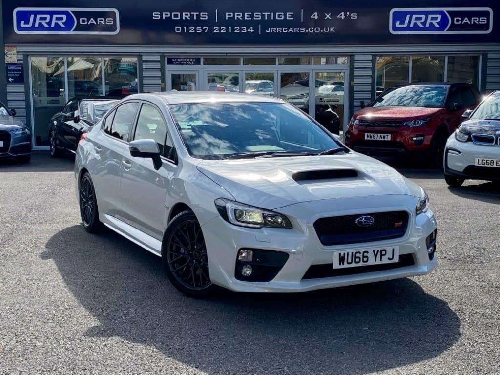used Subaru WRX STI TYPE UK USED in chorley-lancashire