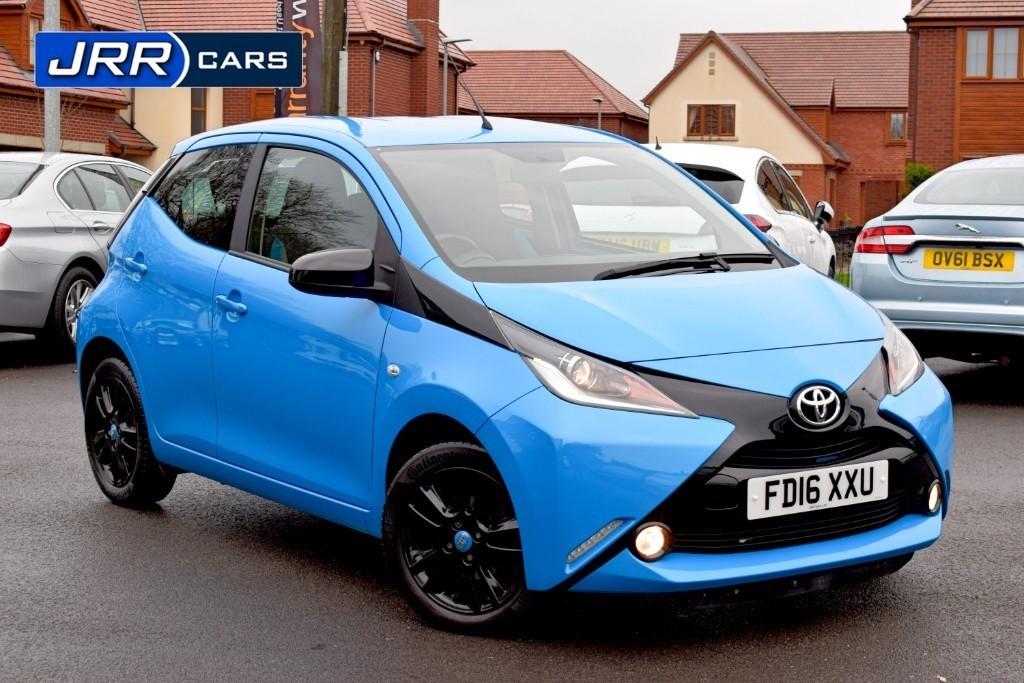 used Toyota Aygo VVT-I X-CITE 2 in preston-lancashire