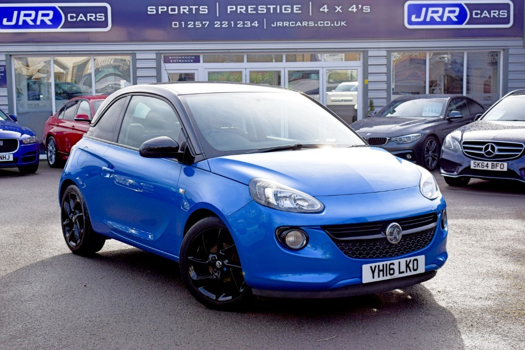 used Vauxhall Adam USED ENERGISED in chorley-lancashire