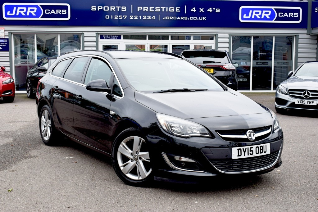used Vauxhall Astra SRI CDTI S/S USED in chorley-lancashire