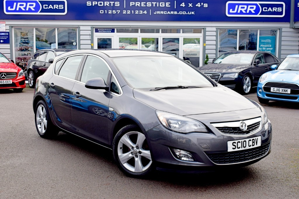 used Vauxhall Astra SRI in preston-lancashire
