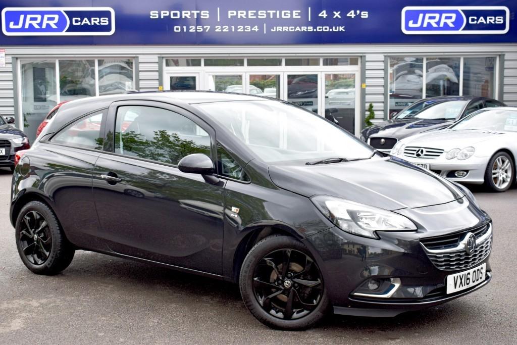 used Vauxhall Corsa SRI ECOFLEX in preston-lancashire