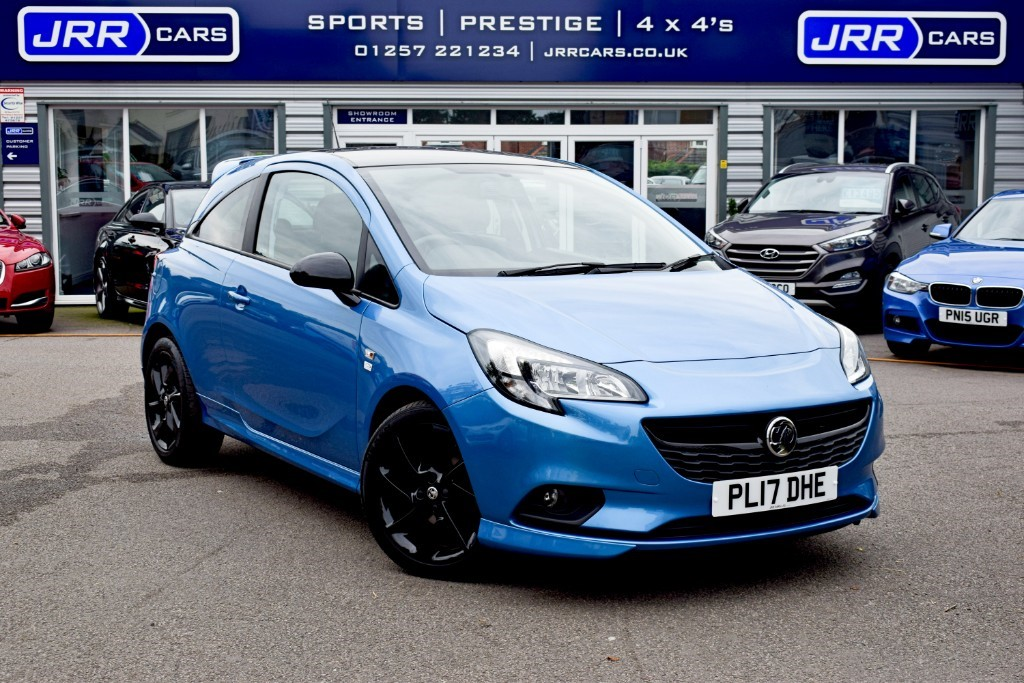 used Vauxhall Corsa LIMITED EDITION ECOFLEX USED in chorley-lancashire
