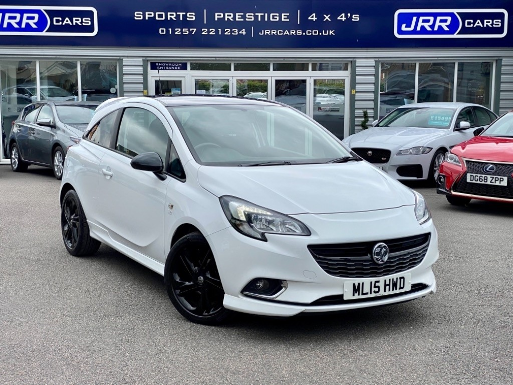 used Vauxhall Corsa LIMITED EDITION USED in chorley-lancashire