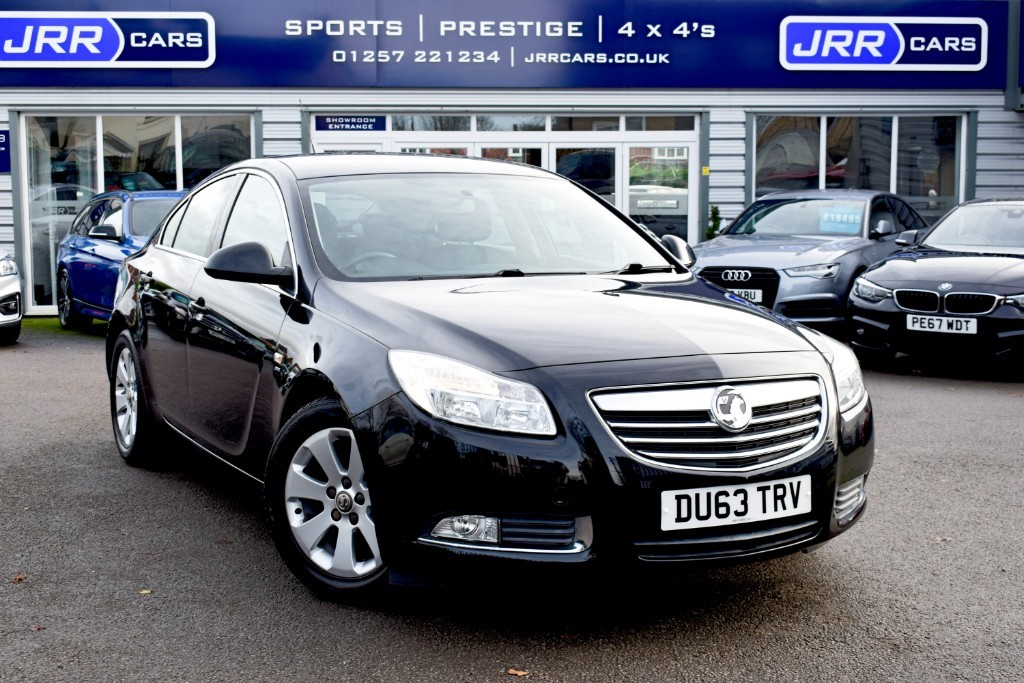 used Vauxhall Insignia TECH LINE CDTI ECOFLEX S/S USED in chorley-lancashire