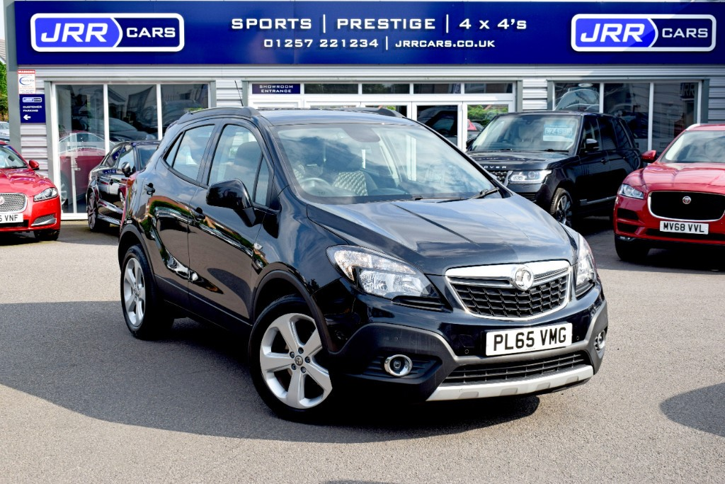 used Vauxhall Mokka EXCLUSIV CDTI S/S USED in chorley-lancashire