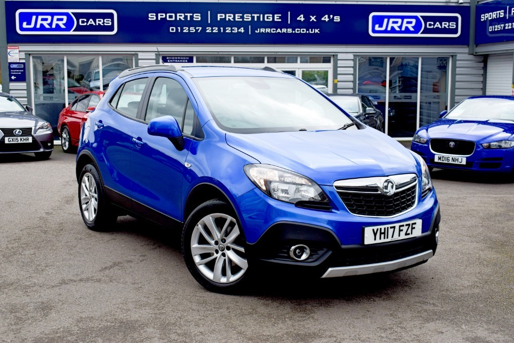 used Vauxhall Mokka TECH LINE S/S USED in chorley-lancashire