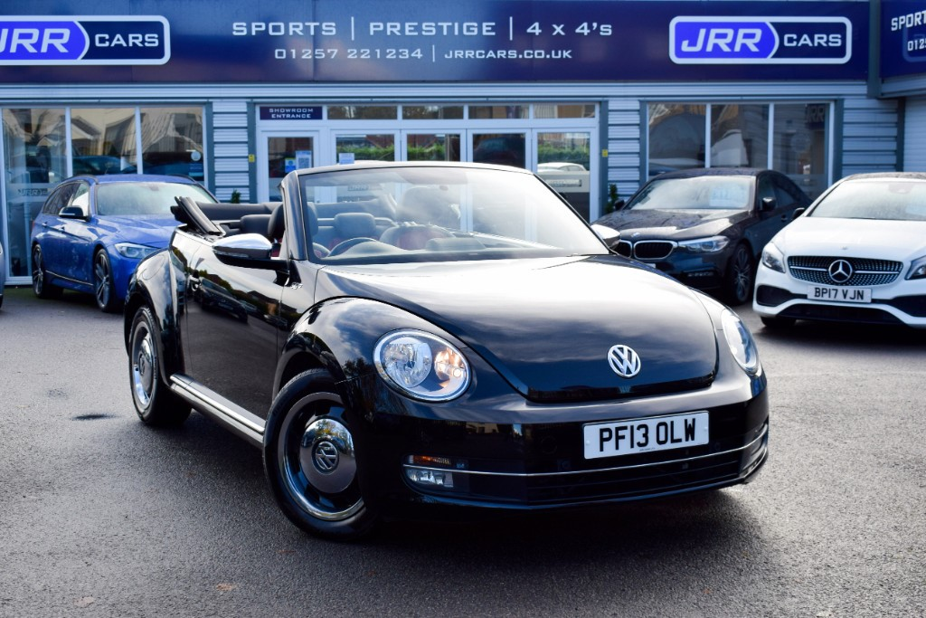 used VW Beetle 50S EDITION USED in chorley-lancashire