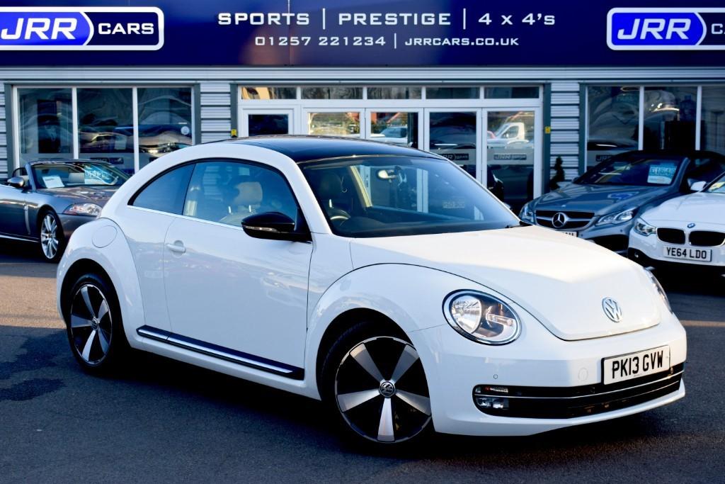 used VW Beetle SPORT TDI in preston-lancashire