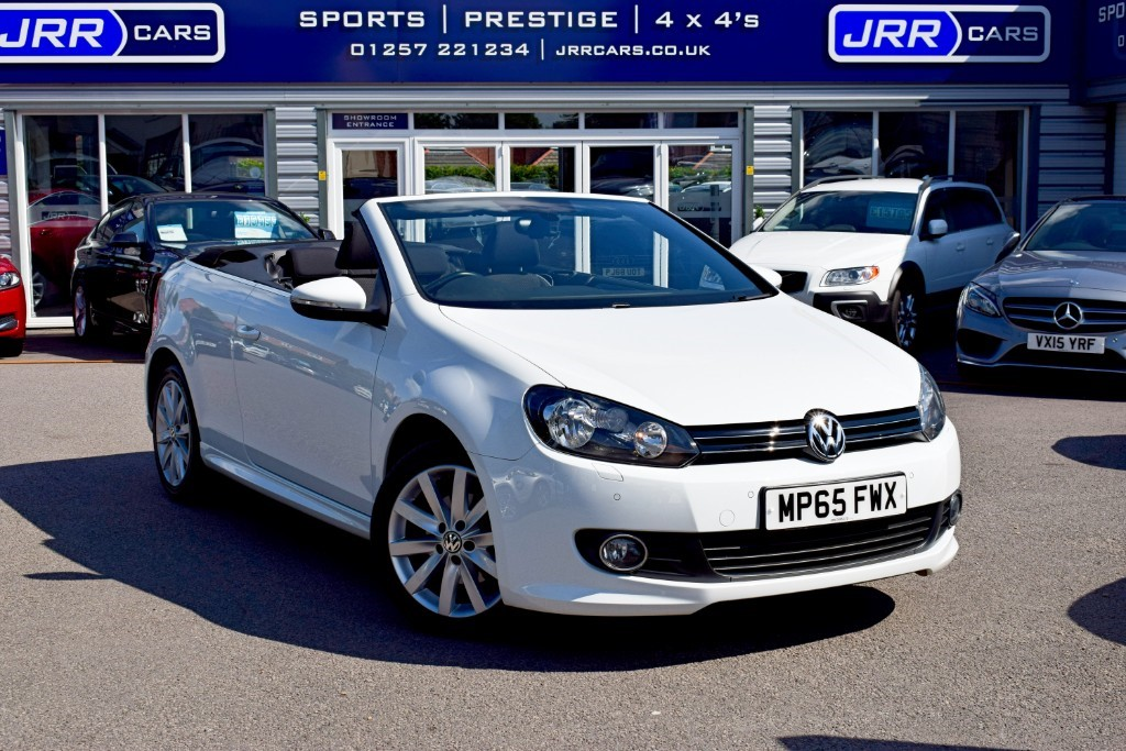 used VW Golf S TSI USED in chorley-lancashire