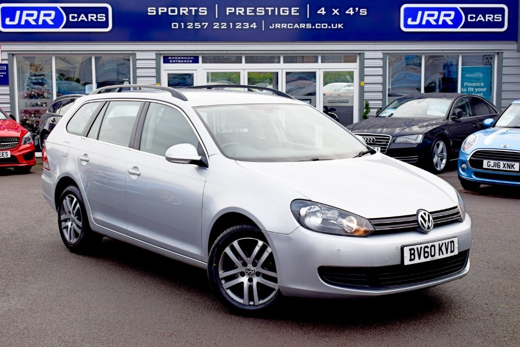 used VW Golf SE TDI DSG in preston-lancashire