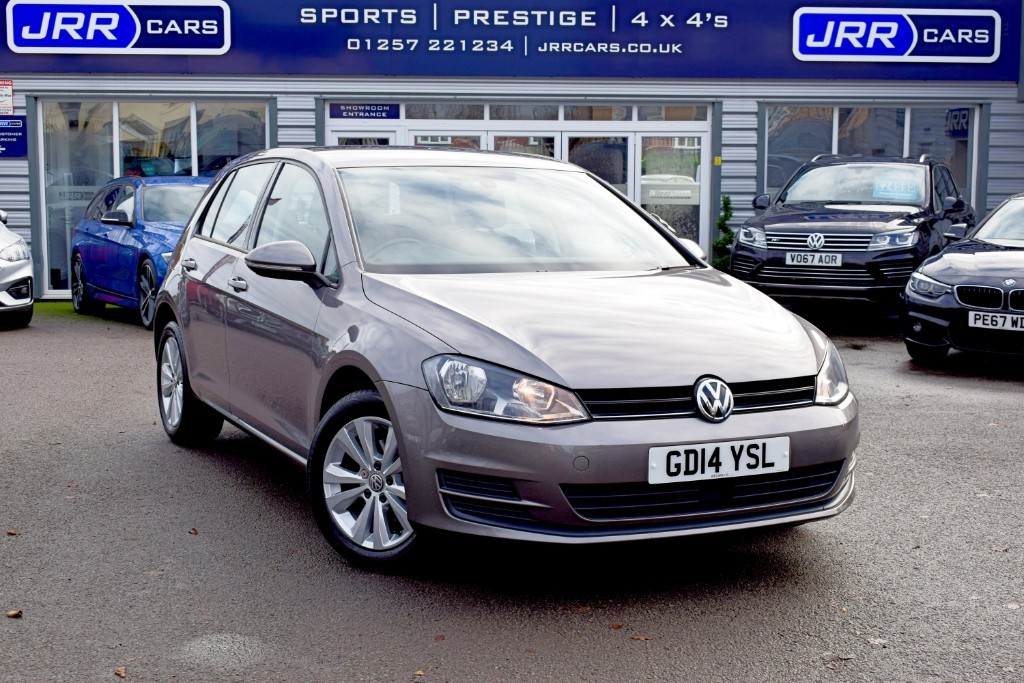 used VW Golf SE TDI BLUEMOTION TECHNOLOGY  USED in chorley-lancashire