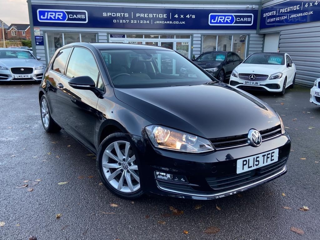 used VW Golf GT TDI USED in chorley-lancashire