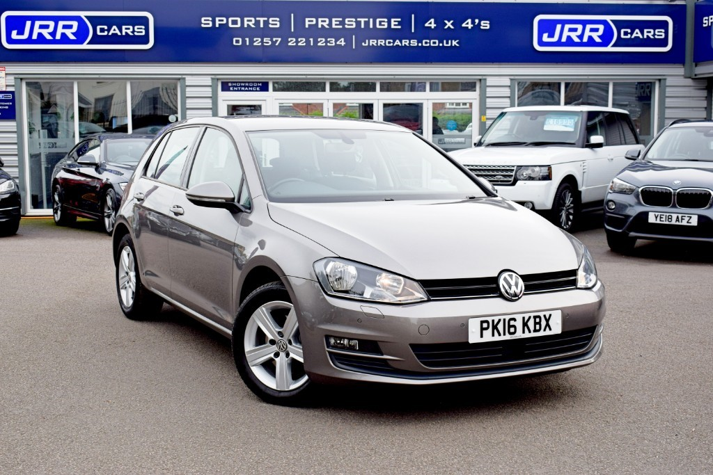 used VW Golf MATCH EDITION TSI BMT USED in chorley-lancashire
