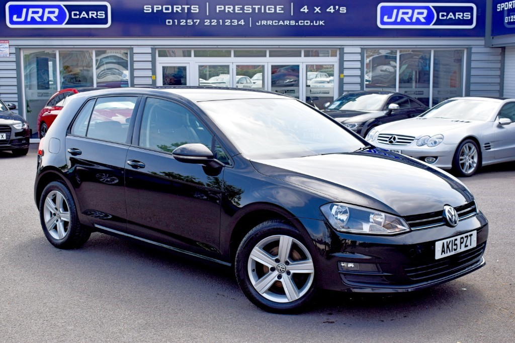 used VW Golf MATCH TDI BLUEMOTION TECHNOLOGY in preston-lancashire