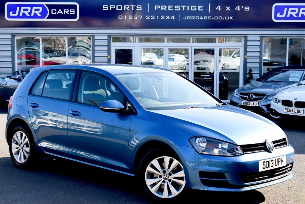 used VW Golf SE TDI BLUEMOTION TECHNOLOGY DSG in preston-lancashire