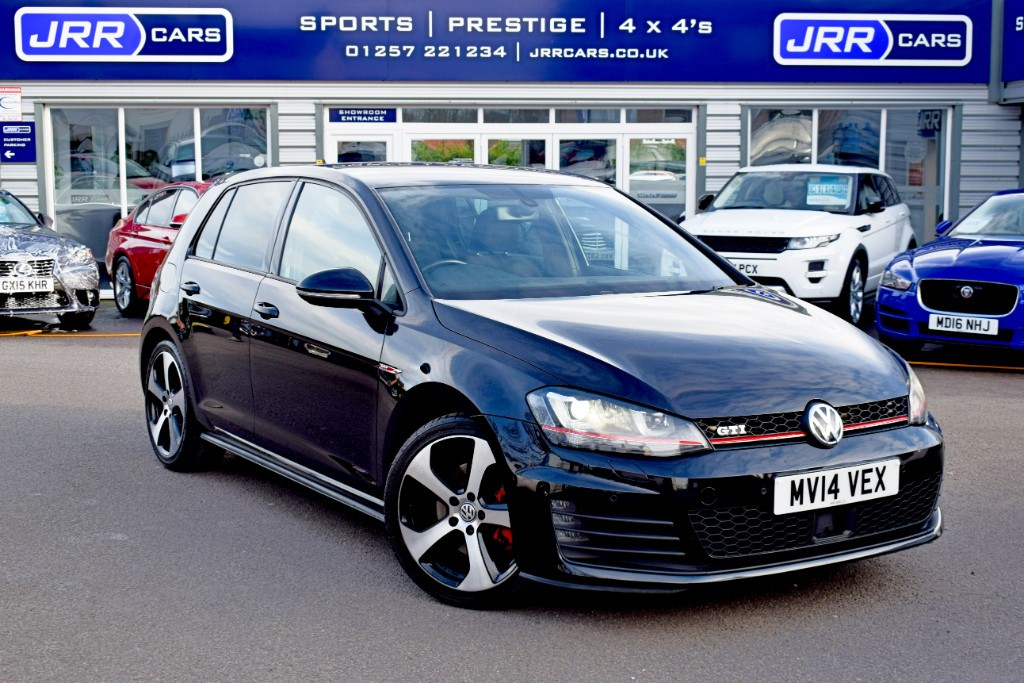 used VW Golf GTI in chorley-lancashire
