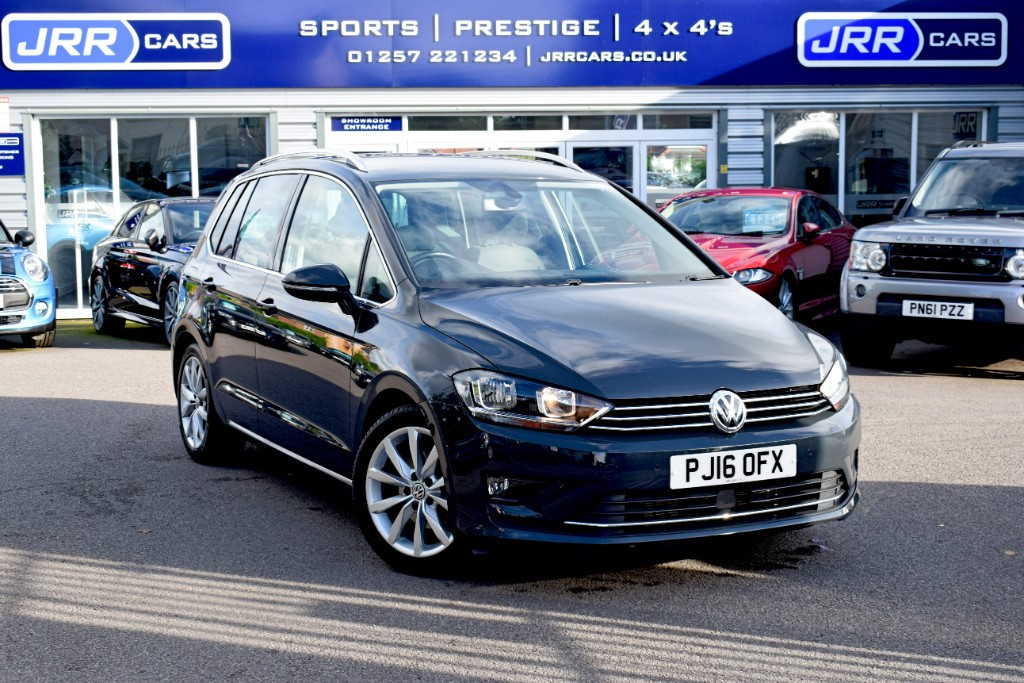used VW Golf SV GT TDI DSG USED in chorley-lancashire