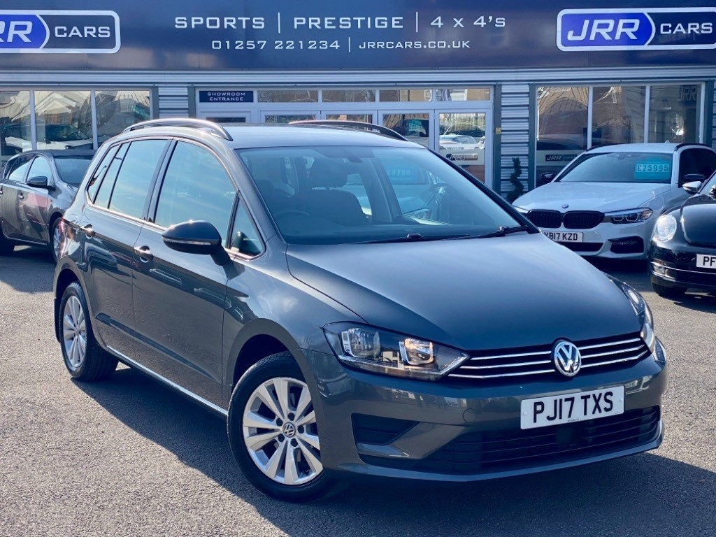 used VW Golf SV SE TDI DSG USED in chorley-lancashire