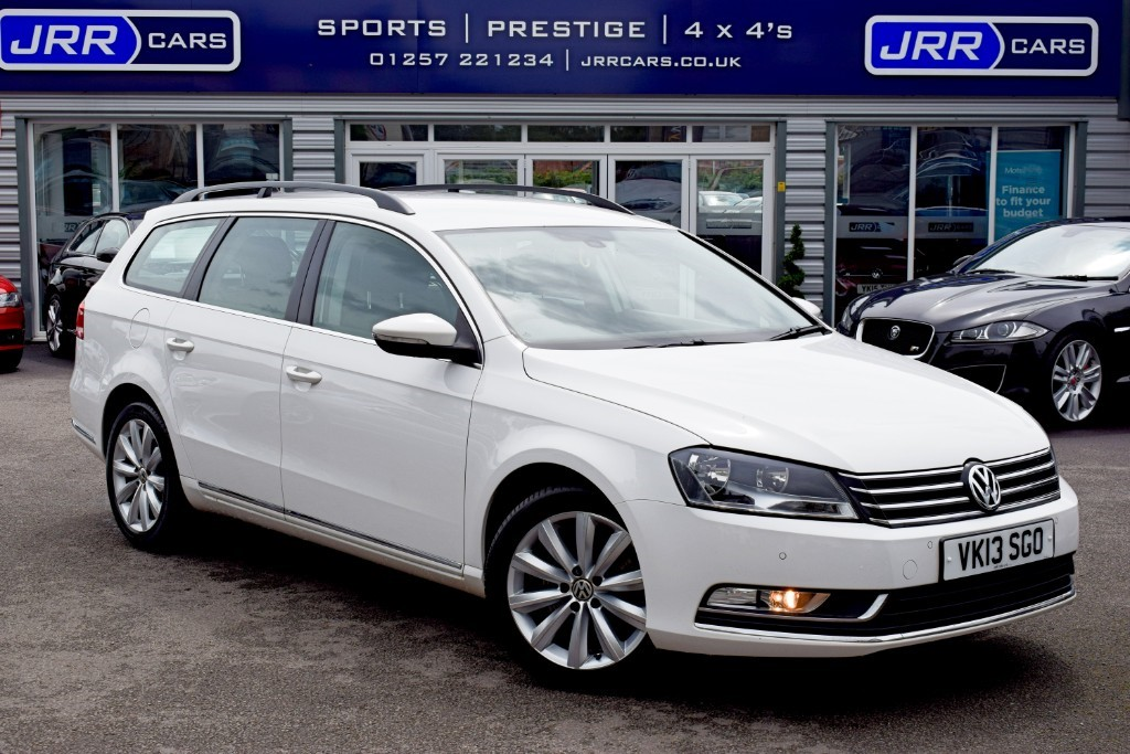 used VW Passat HIGHLINE TDI BLUEMOTION TECHNOLOGY in preston-lancashire