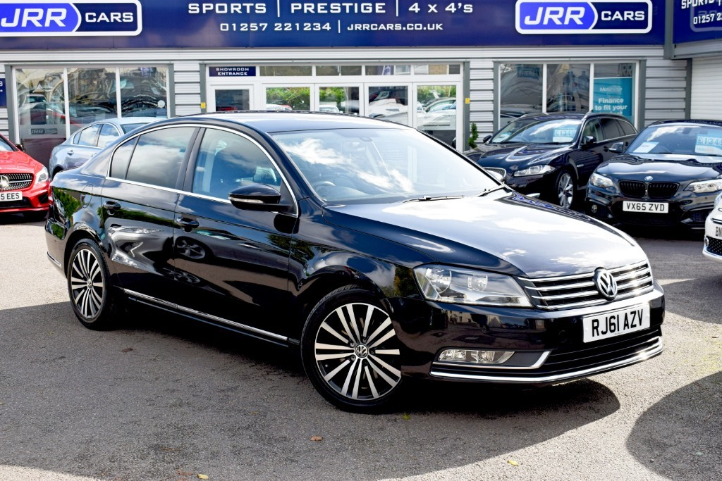 used VW Passat SPORT TDI BLUEMOTION TECHNOLOGY in preston-lancashire