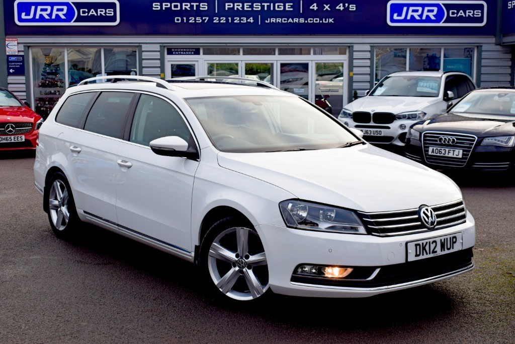 used VW Passat SPORT TDI BLUEMOTION TECHNOLOGY DSG in preston-lancashire