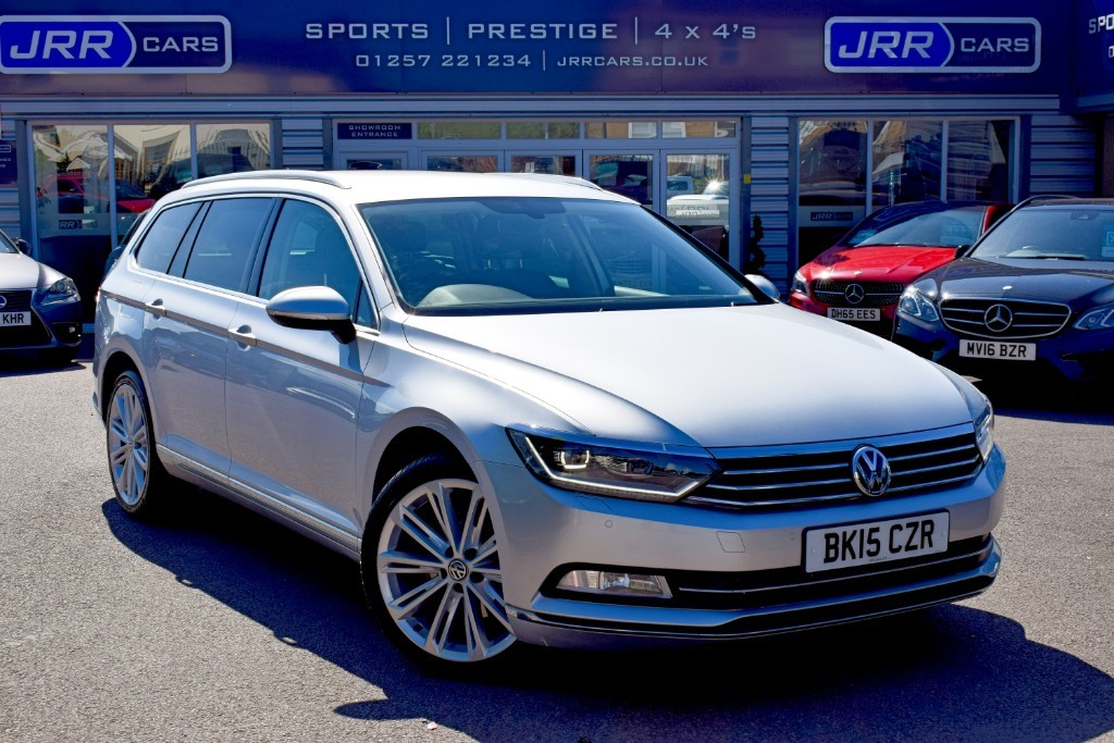used VW Passat GT TDI BLUEMOTION TECHNOLOGY DSG USED in chorley-lancashire