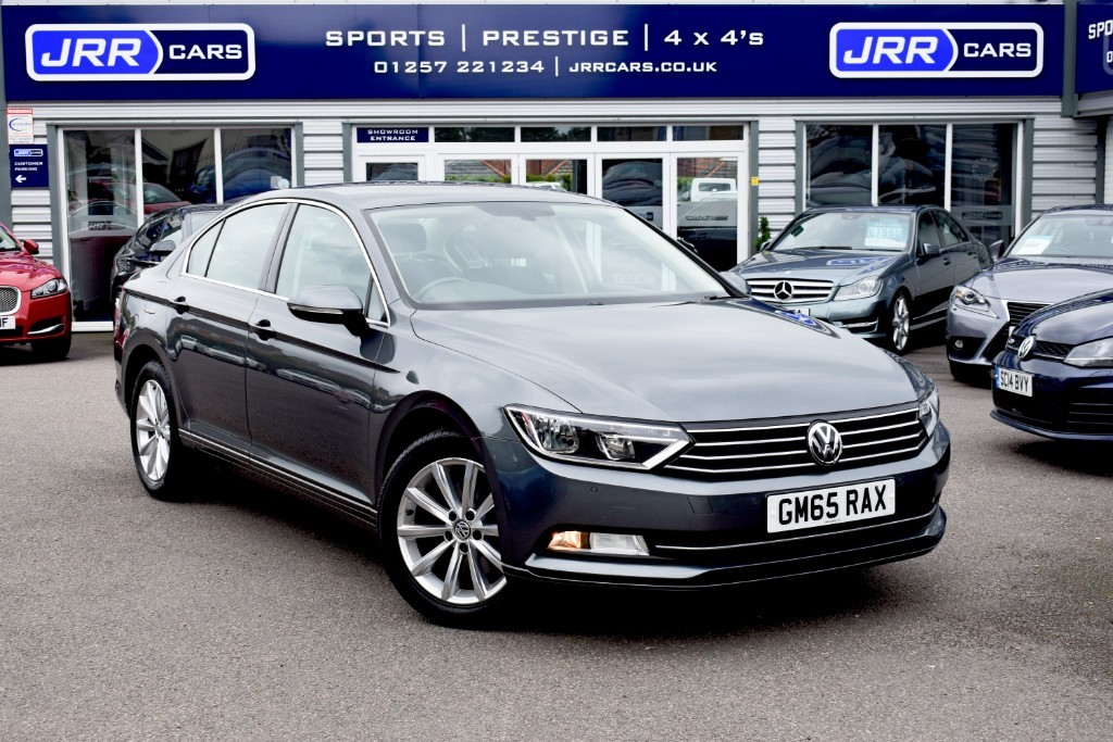 used VW Passat SE TDI BLUEMOTION TECHNOLOGY  USED in chorley-lancashire
