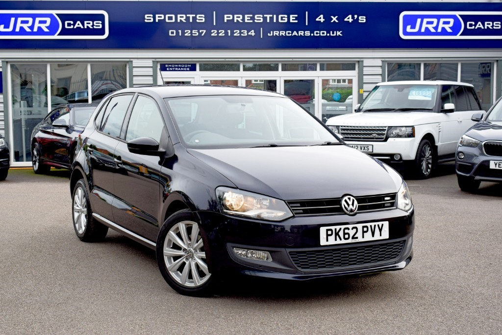 used VW Polo MATCH USED in chorley-lancashire