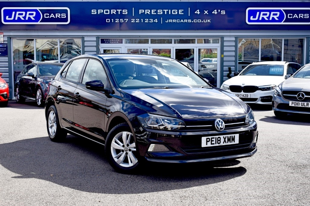 used VW Polo SE TSI USED in chorley-lancashire