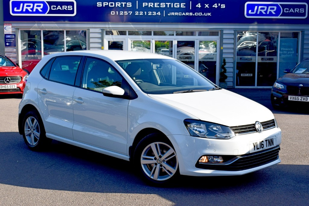 used VW Polo MATCH in preston-lancashire