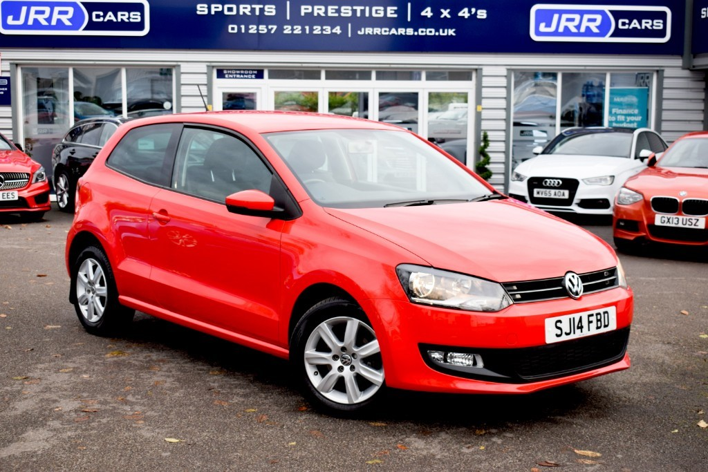 used VW Polo MATCH EDITION TDI in preston-lancashire